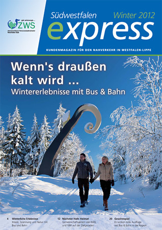 Südwestfalen express 4/2012